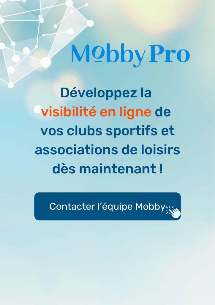 Mobby Pro-association-loisir-club-sport